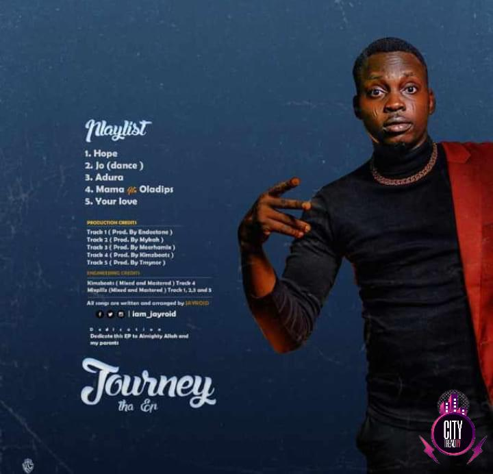 Download JayRoid — Journey The EP II