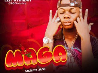 Ela Starboy — Maga MM by JADE