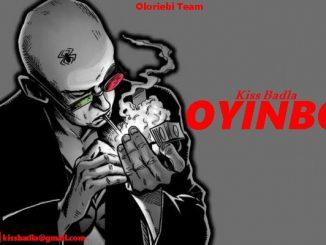 Kiss Badla — Oyinbo