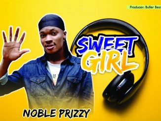 Noble Prizzy — Sweet Girl