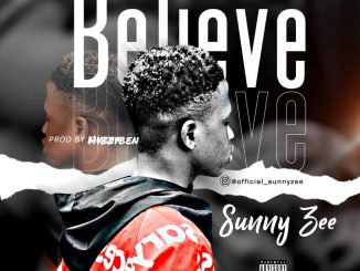 Sunny Zee — Believe