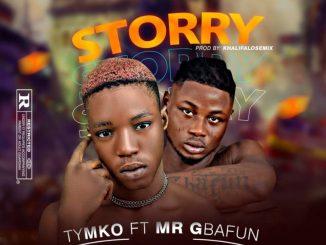 Tymko Adigun x Mr Gbafun – Story