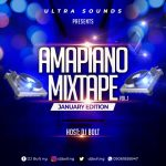 DJ Bolt – January Edition Mix Amapiano Mix Vol. 1