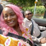 DJ Cuppy and Otedola