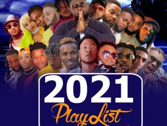DJ Kisswise – 2021 Playlist Mix