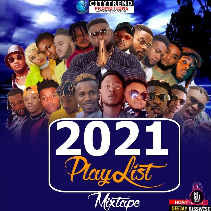 DJ Kisswise – 2021 Playlist Mix