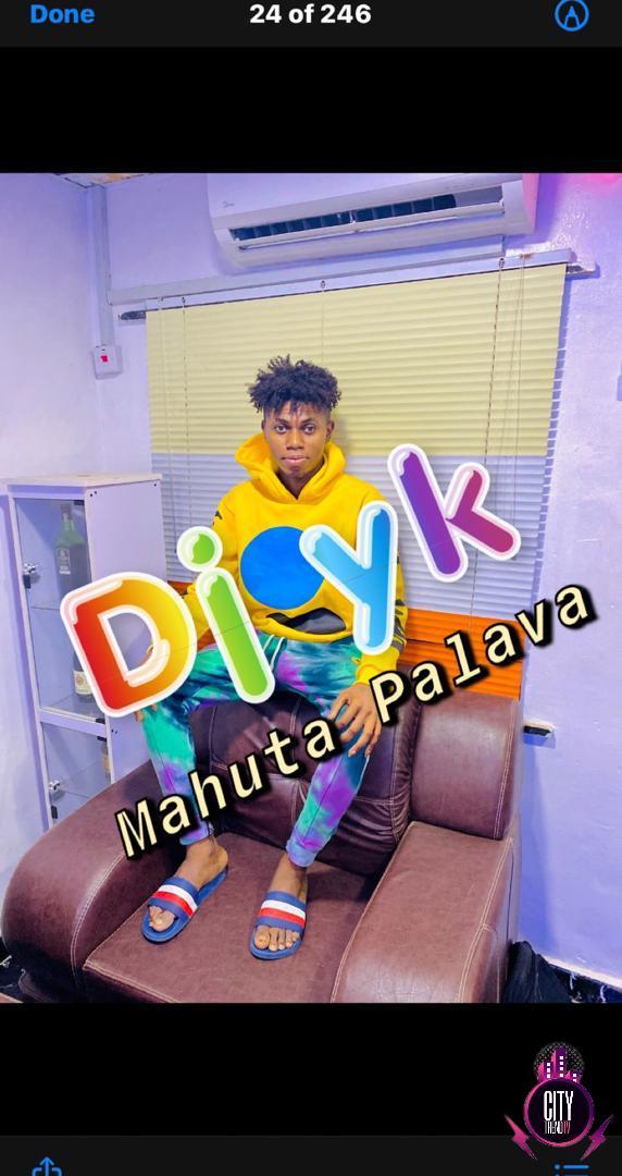 DJ YK — Mahuta Palava Instrumental