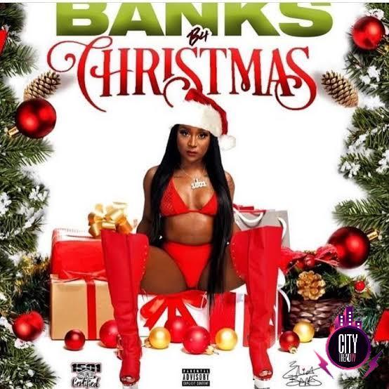 Erica Banks — Merry Christmas Baby