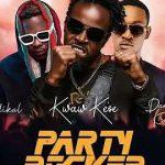 Kwaw Kese – Party Rocker ft. Medikal & Dammy Krane
