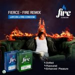 Laycon x Fire Condom – Fierce Fire (Remix)