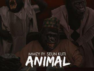 Mmzy – Animal ft. Seun Kuti
