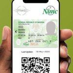 NIMC NIN Number