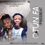 Professional Beat ft. DJ Ozzytee — Otun Fa Freebeat (Instrumental)