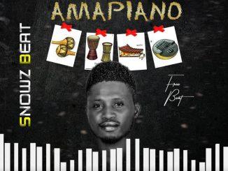 Snowz Beat – Amapiano Beat Instrumental