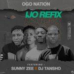 Sunny Zee x DJ Tansho x Skilo Richie x OluwaSanjo — Ogo Nation Ijo (Refix)