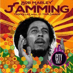 Bob Marley ft. Tiwa Savage – Jamming Remix