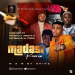 DJ OP Dot ft. Mohbad, Jaido P, Mr Gbafun & Otega – Madasi (Remix)