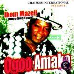 Ikem Mazeli — Obodo Oyibo