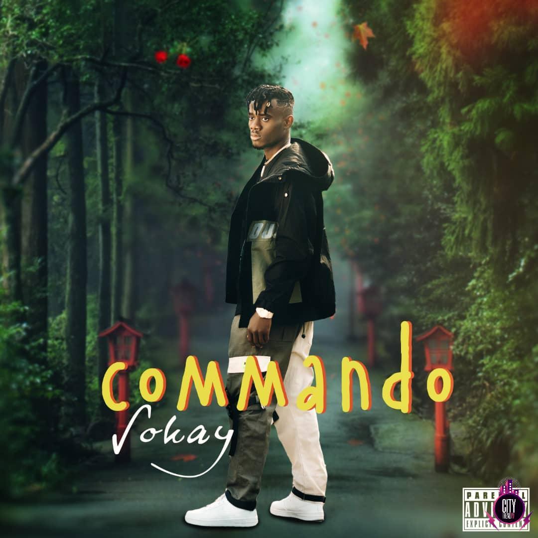 Sokay – Commando