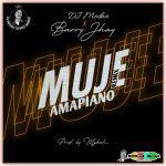 DJ Medna x Barry Jhay – Muje (Amapiano Refix)