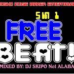DJ Skipo — 5 in 1 Dance Beat Instrumental