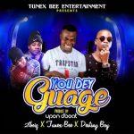 DJ Tunex Bee ft. Destiny Boy 2TBoyz — You Dey Game