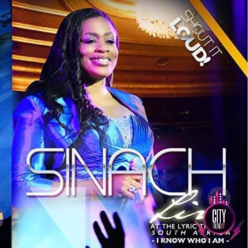 Download Sinach — Shout It Loud Album Zip
