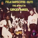 Fela Kuti — Black Man's Cry ft. Ginger Baker