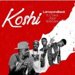 Lamzyondbeat ft. C Blvck, Japin & Bobodee — Koshi
