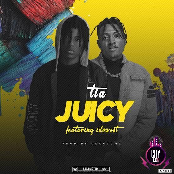 TIA ft. Idowest — Juicy