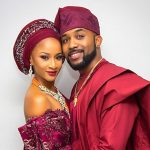 Banky W And Wife, Adesua Opened Up On The Loss Of Their Twin