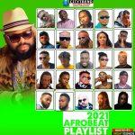 DJ Kisswise – 2021 Afrobeat Playlist Mix