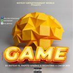 DJ Rotexy ft. Papito Sparko x Segestino x Cresh Bee — Ga