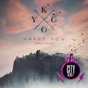 Kygo — Happy Now ft. Sandro Cavazza