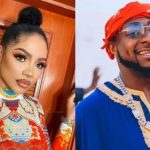 Nengi Wins Influencer Of The Year At Gage's Award & Davido Reacts