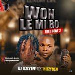 DJ Ozzytee ft. Hizzyben BeatCuKa – Won Le Mi Bo Part 2 (Instrumental)