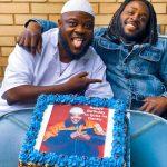 Davido's Promoter, Danku celebrates 40th Birthday in London