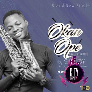 Sax JOY — Okan Ope Heart Of Praise