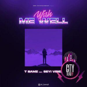 Tbamz ft. Seyi Vibez — Wish Me Well