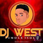 DJ West ft. Portable — Olofar Wonmo Instrumental