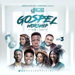 Dj Sjs Gospel Worship Mix Vol 3 Artwork