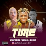 Kenny Bryt ft. Portable Jay Plus — Time