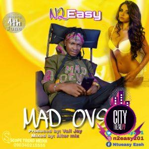 N2easy — Mad Over Prod. Val Jay