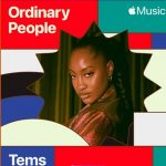 Tems – Ordinary People Cover