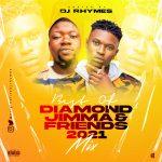 DJ Rhymes — Best Of Diamond Jimma & Friends (Jimma Sun 2021 Mix)