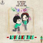DJ Medna x Lil Kesh ft. Fireboy DML – Love Like This (Amapiano Remix)