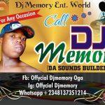 DJ Memory — CitytrendTv.Com