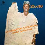 Late Alhaji Ayinla Omowura His Apala Group – 25x40 1
