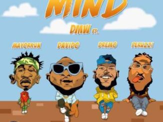 DMW ft. Davido Mayorkun Dremo Peruzzi — Mind
