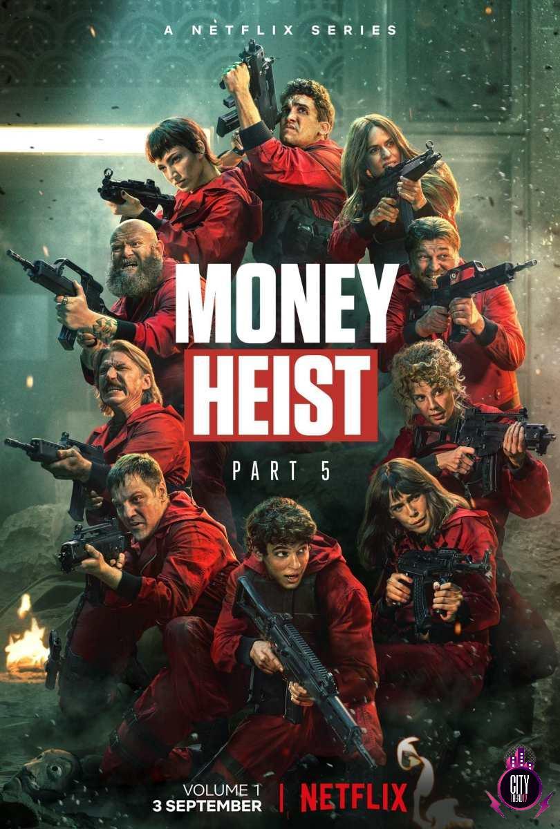 Download Money Heist S05 — CitytrendTv.Com